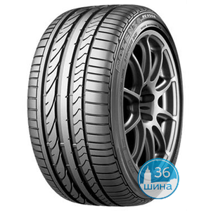 Шины 205/50 R17 Б/К Bridgestone Potenza RE050A 89V Run Flat Польша