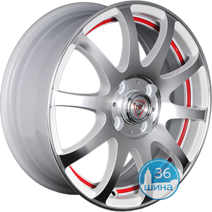 Диски 6.0J15 ET36 D60.1 NZ Wheels F-21 (4x100) WFRSI Китай