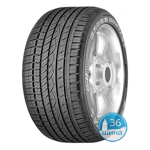 Шины 285/45 R19 Б/К Continental Cross Contact UHP MO ML FR 107W Чехия, 2017, (М)