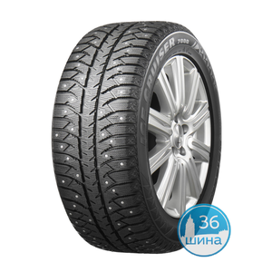 Шины 205/60 R16 Б/К Bridgestone Ice Cruiser 7000S (WC-70) 92T @ Россия, (М)