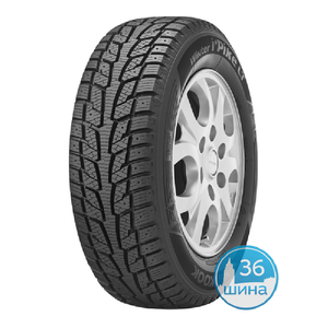 Шины 225/75 R16C Б/К Hankook RW09 Winter i*Pike LT 121/120R @ Корея